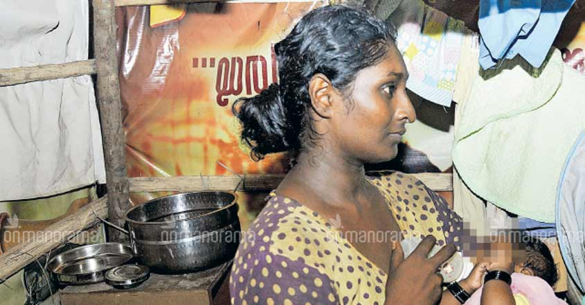 After poverty forces woman to surrender children to state, Kerala govt finds her job, home