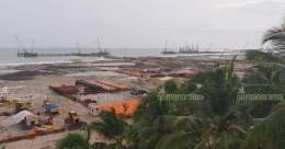 Fishing resumes at Vizhinjam amid lockdown