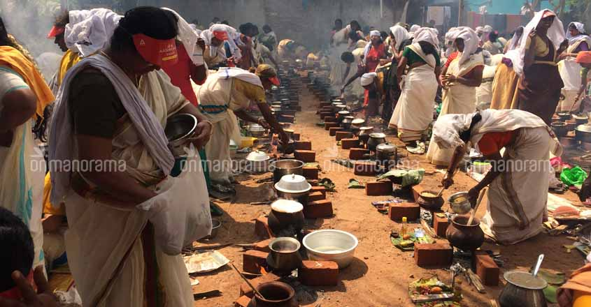 COVID-19 threat: Attukal Pongala will be held but minister wants faithful to show self-discipline