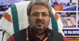Kerala Chief Electoral officer Teeka Ram Meena's name missing on voters' list