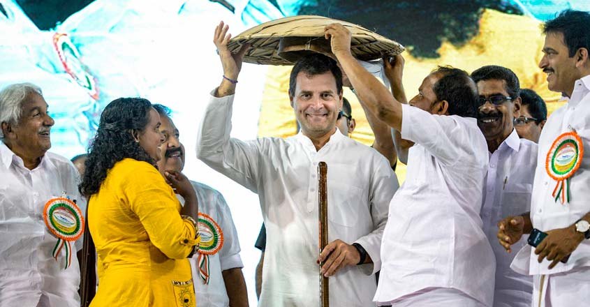 Will get justice: Rahul's assurance to Periya victim's families