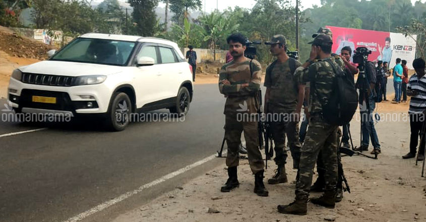 Maoist attack on Kerala resort close to highway sends shock waves