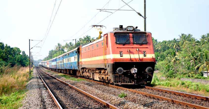 Trains via Shoranur to be regulated from Nov 16