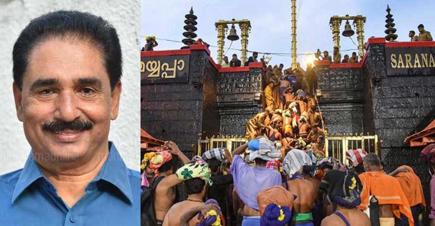 Sabarimala battle shifts to Lok Sabha, Kerala MP's private Bill to be presented on Friday