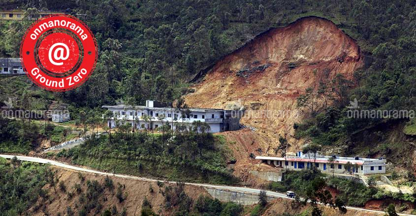 A year after landslides, Munnar college students' wait for a new campus continues