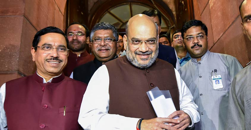 Citizenship bill likely to be tabled in parliament next week, Amit Shah allays fears