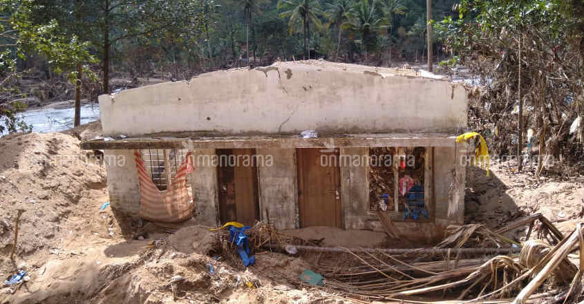 Year after floods, same status: Homeless and landless