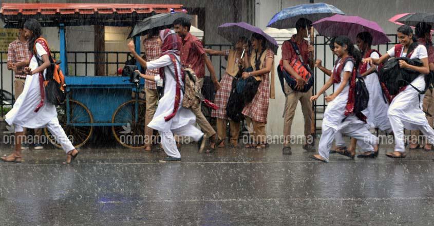 Heavy rains, landslide batter Kerala: holiday declared in 12 districts, exams postponed