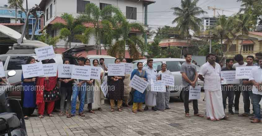 'Vacate the flats in five days': Maradu municipality issues notice to 346 families in five apartments