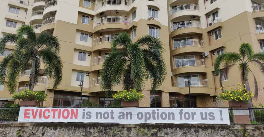 aradu flat demolition: SC 'shocked' over Kerala's inaction, says 'no' to extension plea