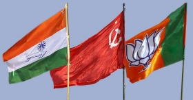 LDF hopes for an encore in Thrissur; UDF, NDA expect an upswing