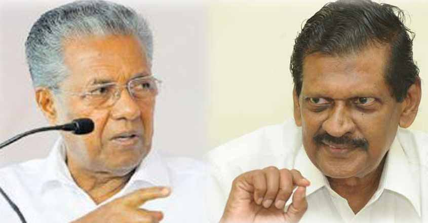 'I had said Pala would be a referendum on govt': Pinarayi on bypoll win