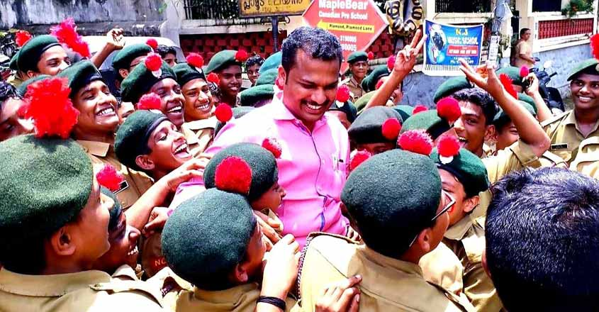 Kerala Bypolls: VK Prasanth throws a surprise in Vattiyoorkavu