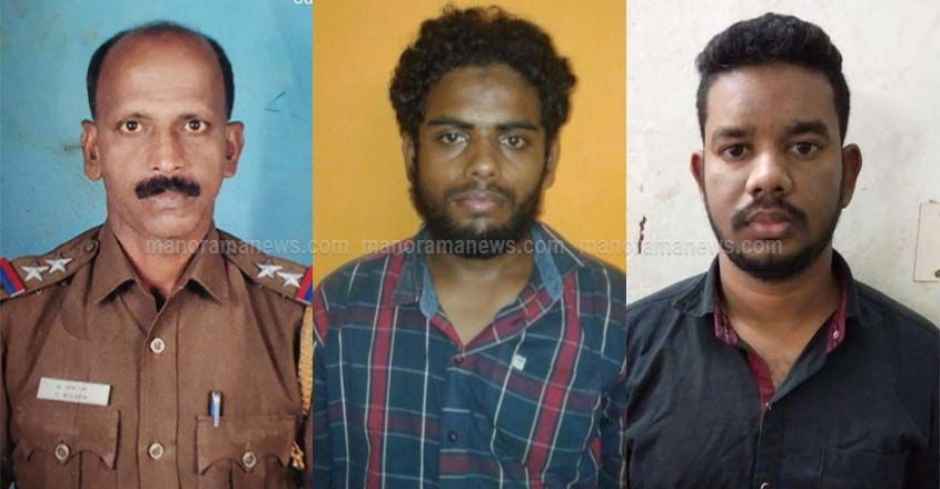 Prime suspects in kaliyikkavilai cop murder nabbed from Udupi