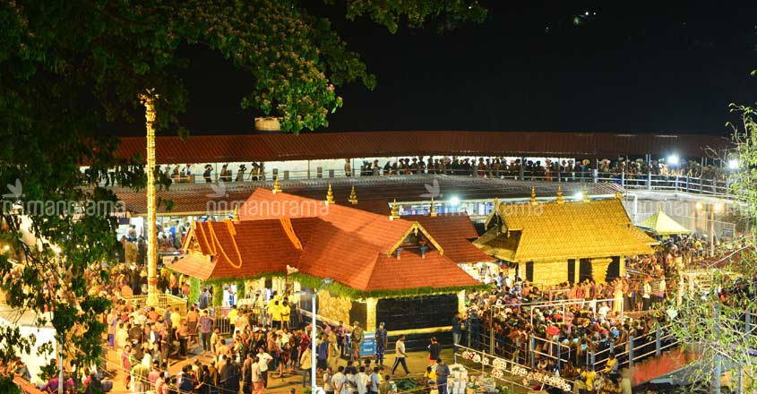 Devotees head to Sabarimala for Makaravilakku
