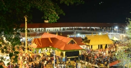 Sabarimala Lord Ayyappa temple opens for monthly pooja