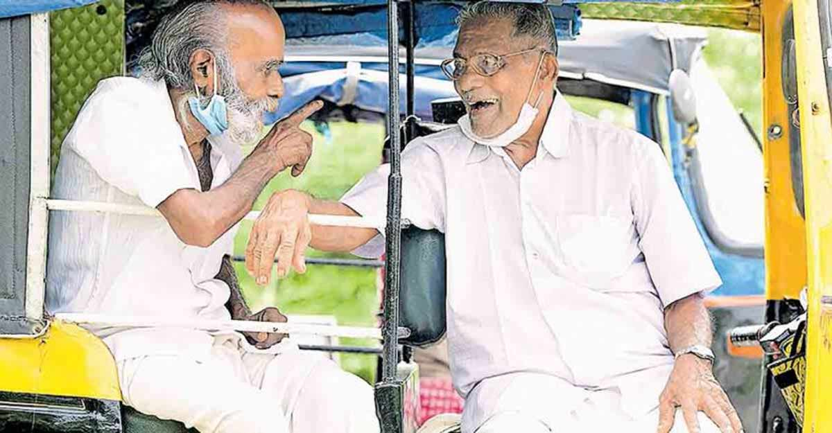 When there were just 4 autos in Kottayam | The tale of two octogenarian drivers
