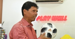 Former Indian football captain Carlton Chapman dies at 49