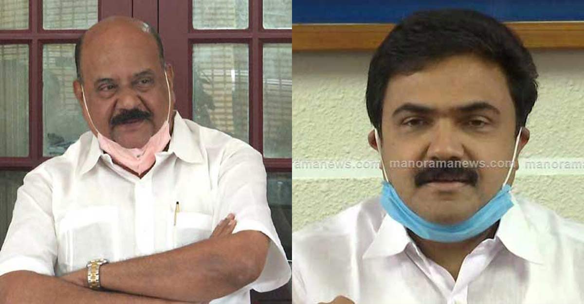 Ahead of LDF's announcement on KC(M)'s entry, Kappan and Jose K Mani lay claim to Pala