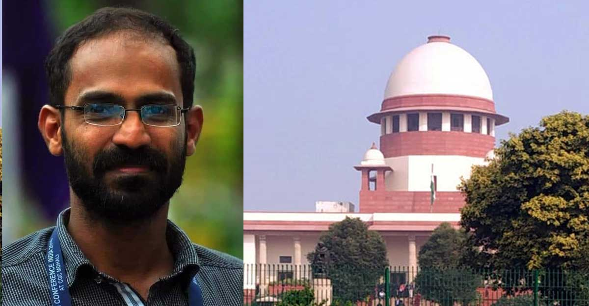 Lawyer, family of Keralite journalist Siddique Kappan can meet him in jail: UP govt to SC