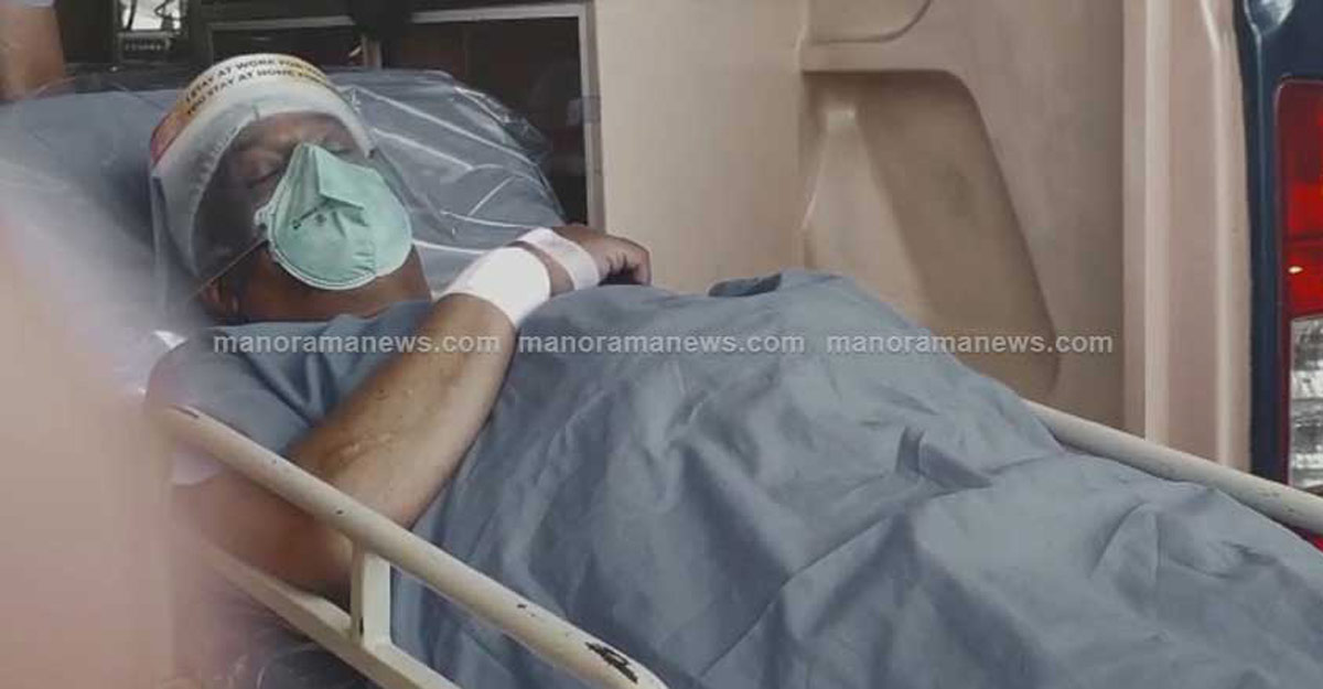 Sivasankar diagnosed with disc prolapse, shifted to Thiruvananthapuram MCH