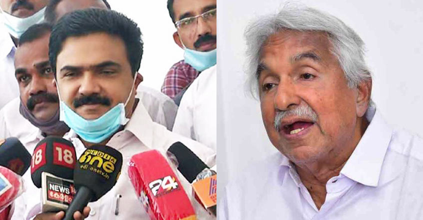 KC(M)'s LDF entry an affront to K M Mani: Oommen Chandy