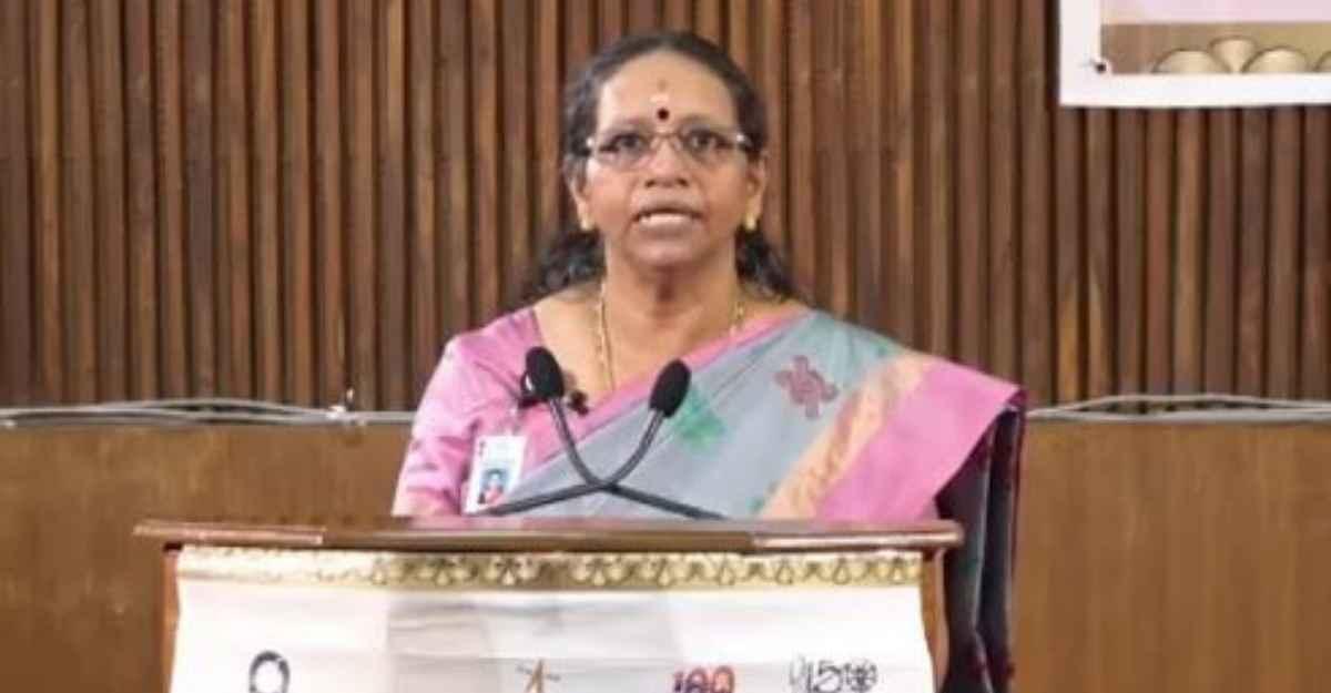 Dr S Geetha