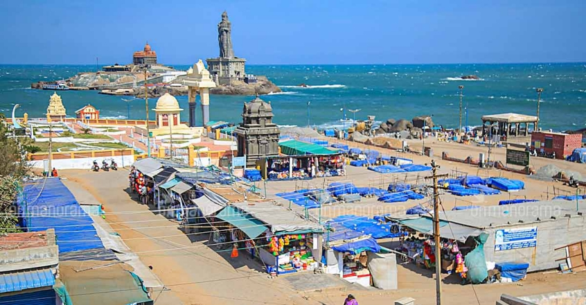 Why did Kerala surrender Kanyakumari to Tamil Nadu without a fight