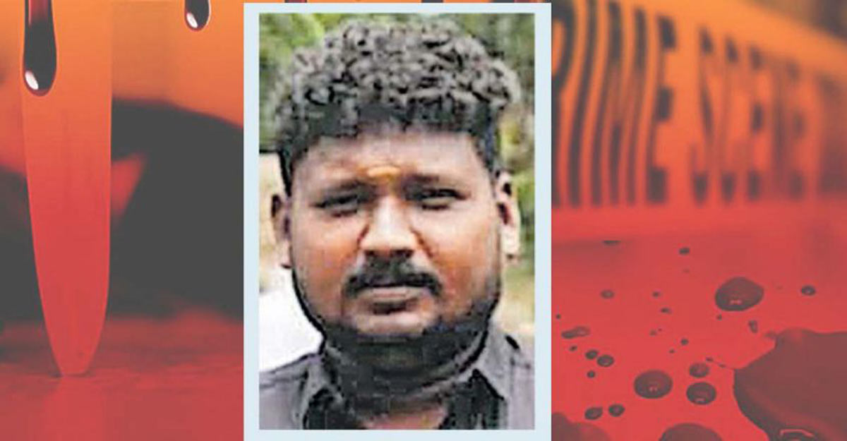 CPM leader hacked to death in Thrissur