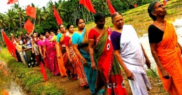 'Poll a referendum on road project': CPM faces local body test in Kannur's Keezhattoor