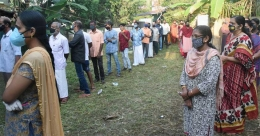 Kerala local body polls phase 2 sees 76.38% voter turnout