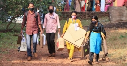 All eyes on northern Kerala as last four districts go to polls on Monday