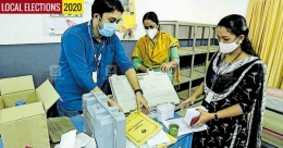 No COVID test for poll officials, agents: Election Commission