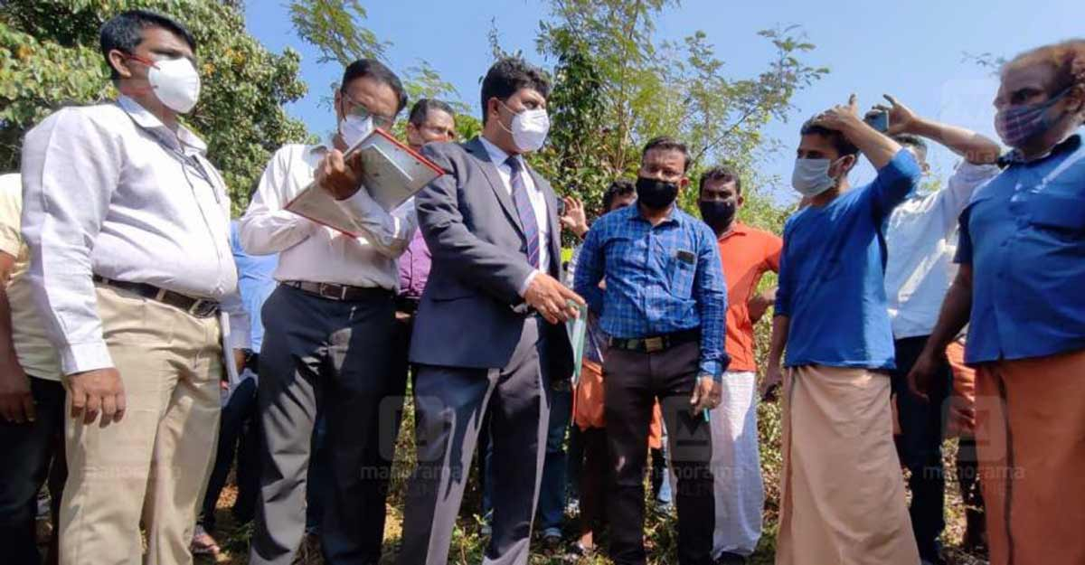CBI team recreates Periya murder scene