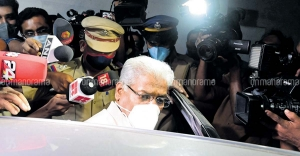 Raveendran quizzed for 24 hours over two days, more to follow