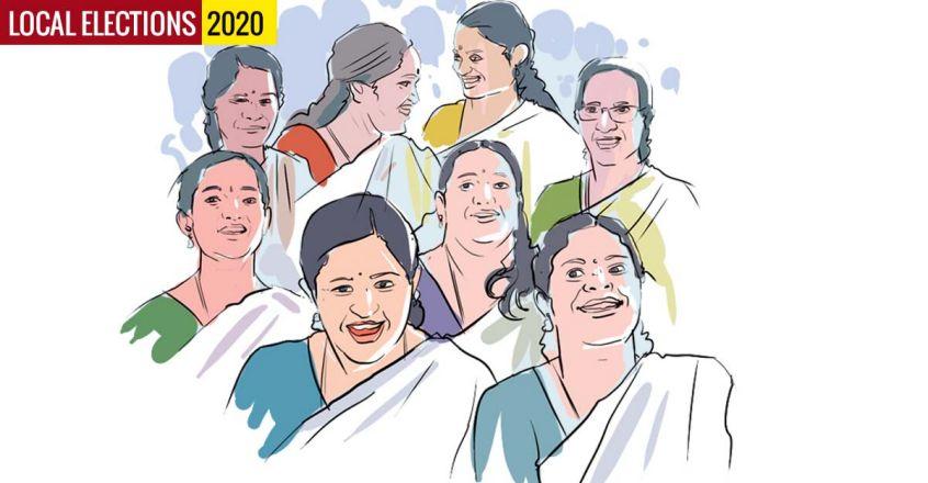 Over 7,000 Kudumbashree members win Kerala local body polls