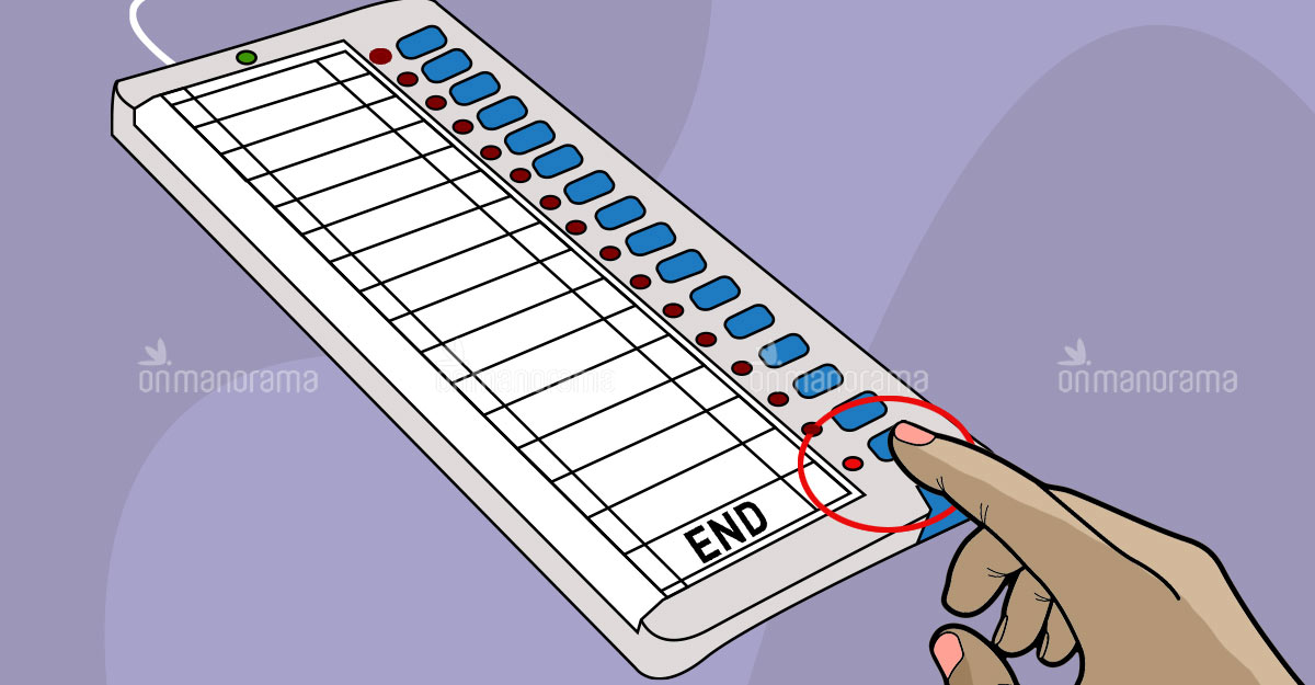 Kerala civic polls: Repolling in two wards as EVMs fail to show results