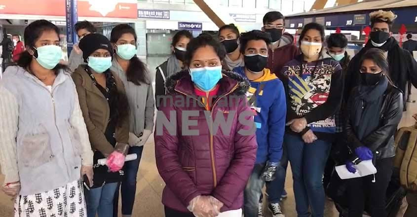 Medical students stranded in China's Kunming airport to return tonight