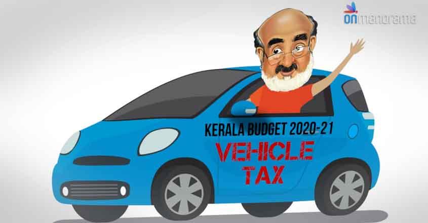 Kerala Budget 2020: Vehicle tax explained