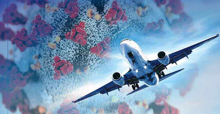 corona-flight