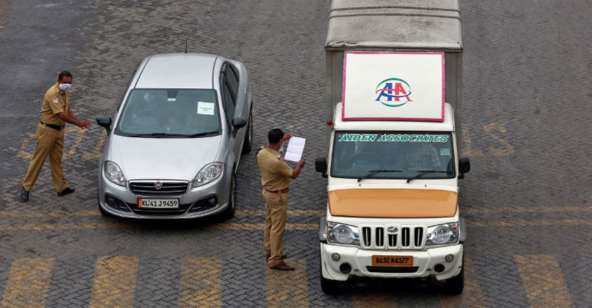 Kerala to promulgate ordinance to intensify lockdown measures