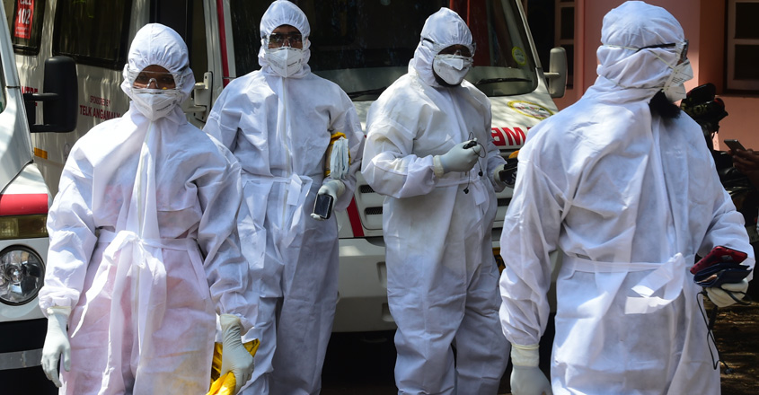 Kannur man dies in home quarantine, coronavirus test results awaited