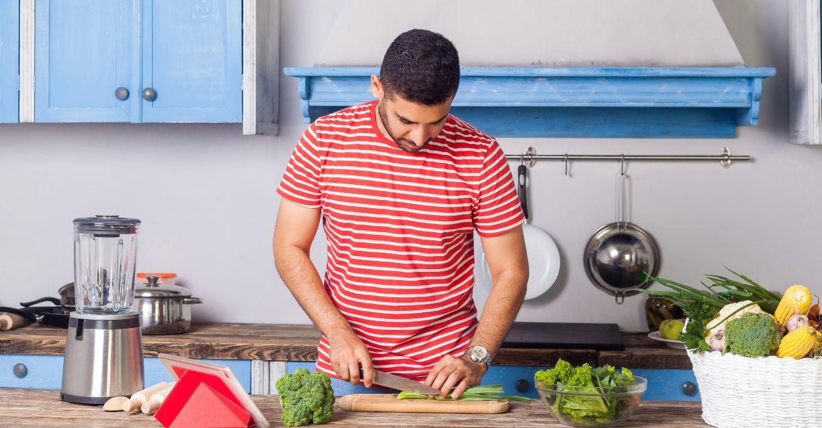 men household work