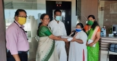 Little Stars: Differently-abled stitches over 1,500 masks for health workers, police