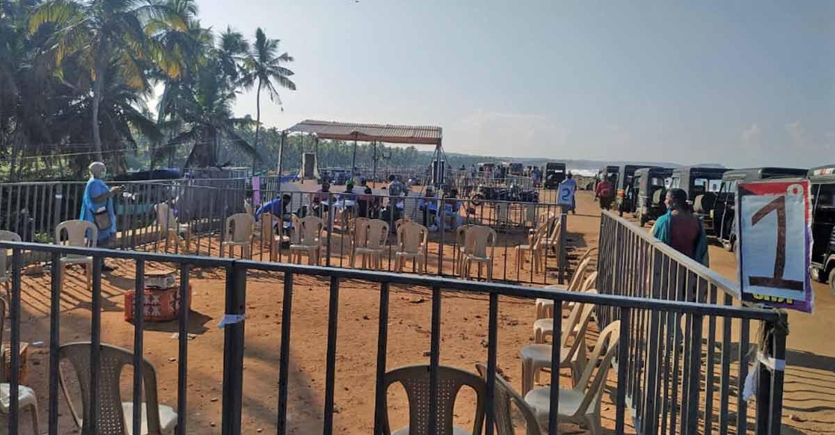 More cases linked to fish market in Thiruvananthapuram