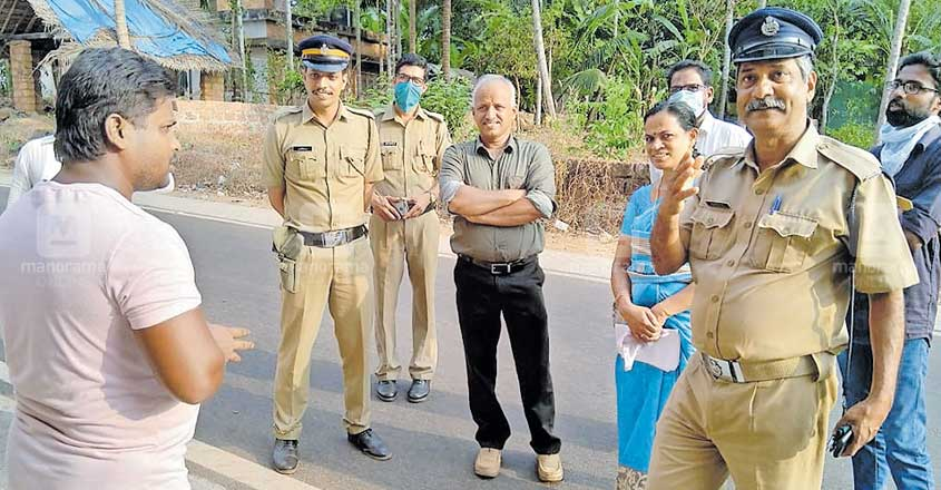 Kerala cop who sensitised migrant workers on COVID-19, part of task force to resolve their problems