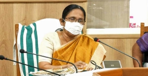COVID-19 cases spurt in Poonthura due to arrival of people from other states: KK Shailaja