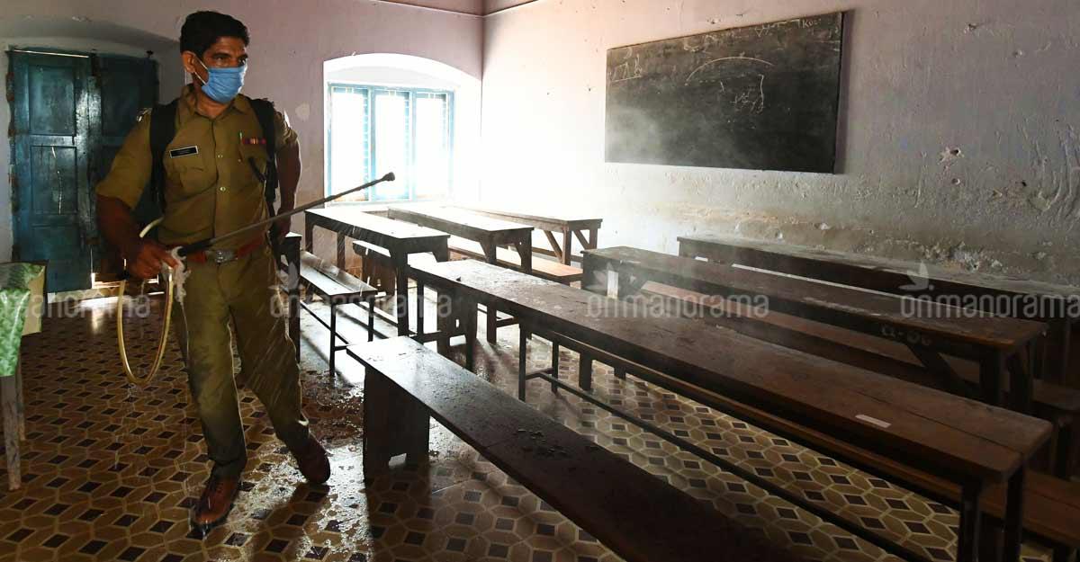Schools to remain shut in Sept-Oct, confirms Kerala CM