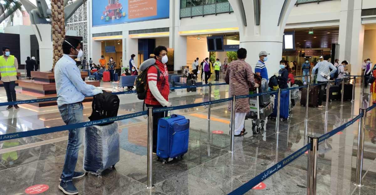 Good news travellers! More seats on flights, free visiting visa to Oman