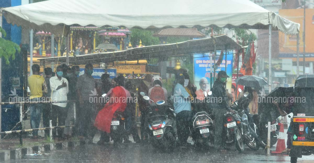 Monsoon hits Kerala: Orange alert in Kozhikode, yellow alert in 7 districts
